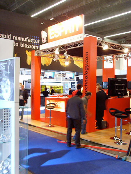 Rapid Prototyping Messe